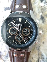 a fossil wrist watch Asheville