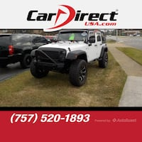 2015 Jeep Wrangler Unlimited Sport Virginia Beach, 23455