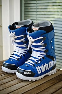 Men's ThirtyTwo Lashed Snowboard Boots Size 7/8   Burnaby, V5H