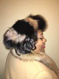 Mink Crown Hat Laurel