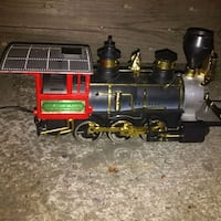 Toy train Puyallup, 98375
