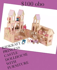 white and pink doll house Gallatin, 37066
