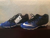 Mike football cleats size 9 Woodstock, 30189