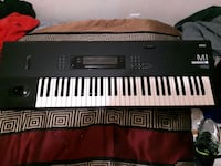 black M1 electronic keyboard West Kelowna, V4T 1S5