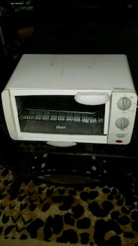 white and black toaster oven Woodbridge, 22193