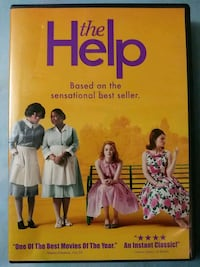 The Help dvd Baltimore