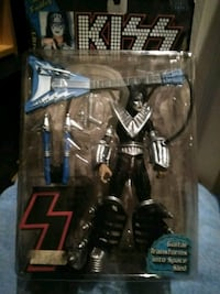 KISS collectible action figure