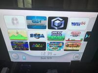 Nintendo Wii loaded with 100's of games from NES,SNES,GBA,N64 GameCube and Wii Falls Church, 22042