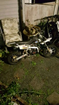 80cc dirt bike 3741 km