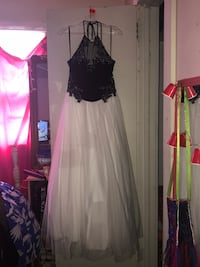 Beautiful Black and White Prom Dress Lexington, 27292