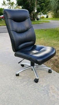 Leather Office Chair Boca Raton, 33431