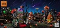 Wanted: Lemax Spooky Town Collection. I will buy your houses and/or accessories.  Niagara Falls