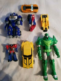 Transformers toy lot Oklahoma City, 73102