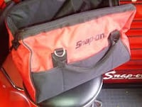 snap on tool bag used a couple times .. Pittsburgh tape and die set SAE Old Bridge, 08857
