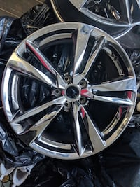 "2016 Infiniti Q50 chrome wheels 19"" Quincy, 02169"