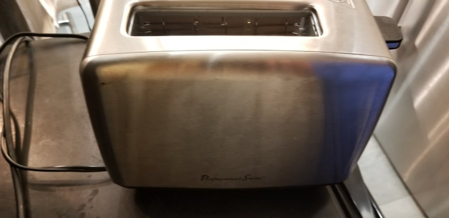 Professional Series Toaster 3a5d04a3-359f-4ee2-a851-519c576dd10f