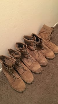 Combat/Jungle Boots (USMC) Imperial Beach, 91932