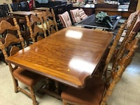 Dining Table Set Norfolk, 23503
