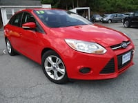 2013 One-Ower Ford Focus Elkridge