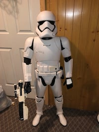 Storm Trooper my size action figure with sounds Patchogue, 11772