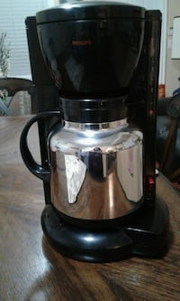 PHILLIPS COFFEE MAKER Surrey, V3W 8H4