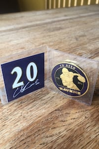 Ed Reed Hall Of Fame Commemorative Coin