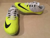 Men's Size 9.5 Nike Zoom Rival Sprint Racing Cross Country/Track & Field Sprint Running Spikes Shoes London