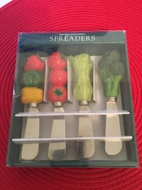 4 piece spreader Frederick