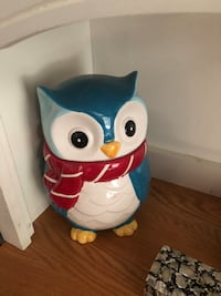 Owl cookie jar Bolton, L7E 5W9