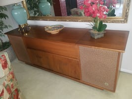 Vintage 1960's Stereo Hi-Fi Furniture CHRISTMAS SPECIAL!