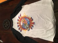 1983 journey tour raglan sleeve shirt Sykesville, 21784