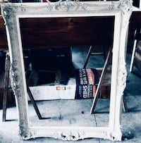 Gorgeous Repainted Antique Large Picture Frame with Glass Cover Tuscaloosa, 35406