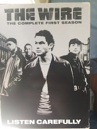 The Wire 1st Season collection Vancouver, V6K 1Y7