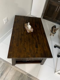 need to sell this COFFEE table i have no space for my puppy Surrey, V3W 3T4