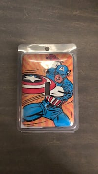 Captain America light switch brand new  Lancaster, 93534