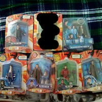 Dr who figures in package un -opened . $30 for all / TORONTO