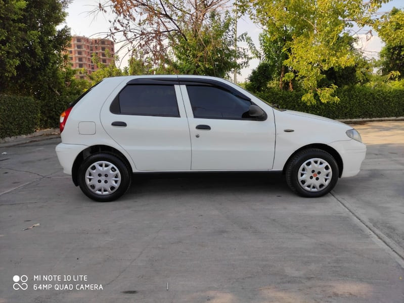 2008 Fiat Palio Sole 1.3 16V MULTIJET ACTIVE CD AC 3