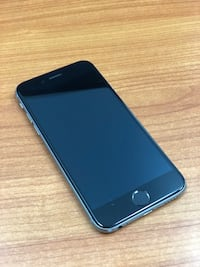 Space Grey iPhone 6 64GB (CARRIER UNLOCKED)