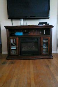 TV stand with fireplace  Ashburn, 20147