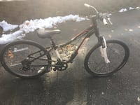 24 inch BMX bike needs brakes. Bought new for $750. Stored inside. Hagerstown, 21740