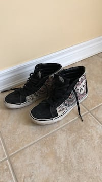 Vans Off The Wall high top sneakers Vaughan, L6A