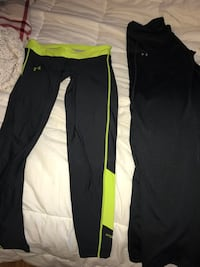 Under armor thermal leggings