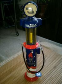 Dale Earnhardt 2000 Olympics commemorative gas pump