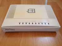 Antenli Modem AirTies ADSL2+ Router ,