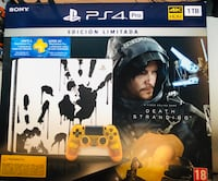 PS4 Playstation 4 PRO ED. DEATH STRANDING Barcelona, 08025