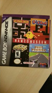 Gameboy advance classic arcade games 4 in 1 Milton