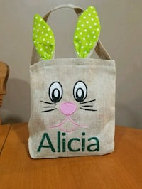 Personalized Easter Bags Hamilton