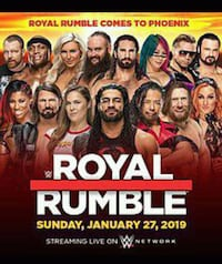 WWE Royal Rumble tickets  Chandler, 85225