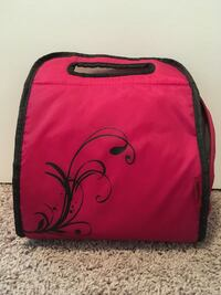 Pink Thermos Lunch Bag!!