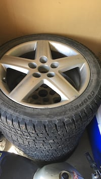 Audi A6  Winter rims and tires Camrose, T4V 3H2